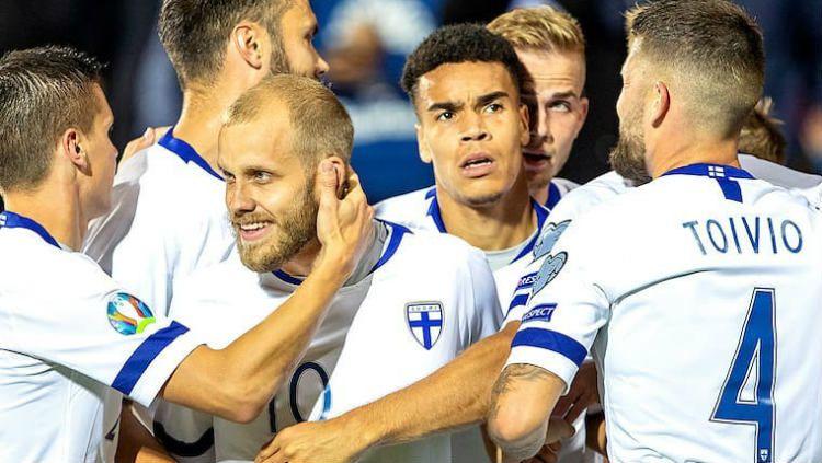 Daftar Nama Pemain Timnas Finlandia Terbaru