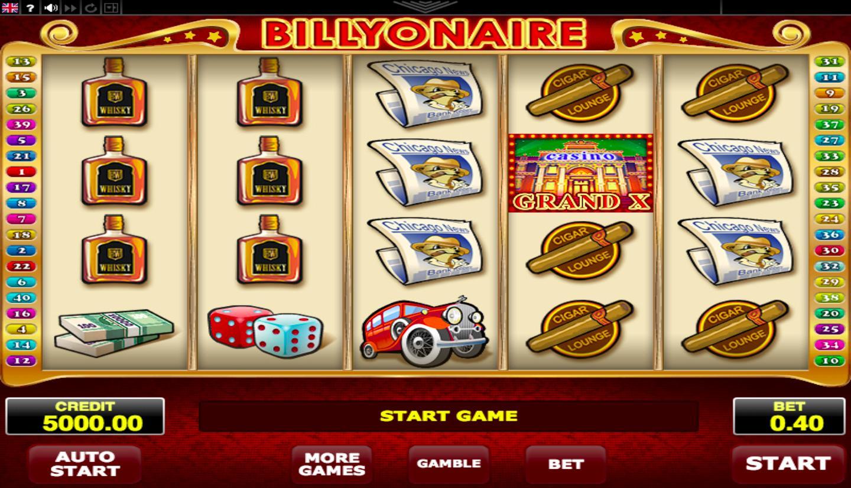 Slots Billionaire